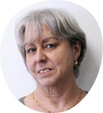 Ghislaine MAILLARD, candidate de la liste Bédoin en transition