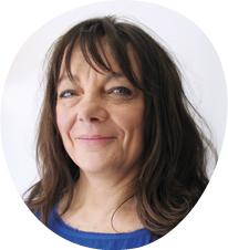 Isabelle BATTEFORT-SWITKA, candidate de la liste Bédoin en transition