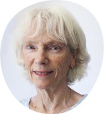 Jeannine LEGEAY, candidate de la liste Bédoin en transition