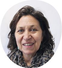 Véronique KIRKYACHARIAN, candidate de la liste Bédoin en transition