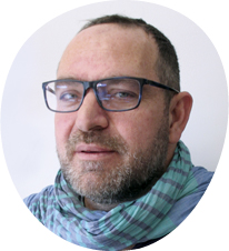 Xavier RIBOUCHON, candidat de la liste Bédoin en transition