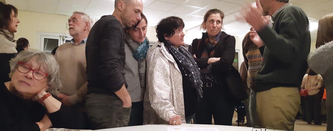 Bédoin en transition réunion publique 13 février