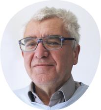 Patrick CAMPON, candidat de la liste Bédoin en transition