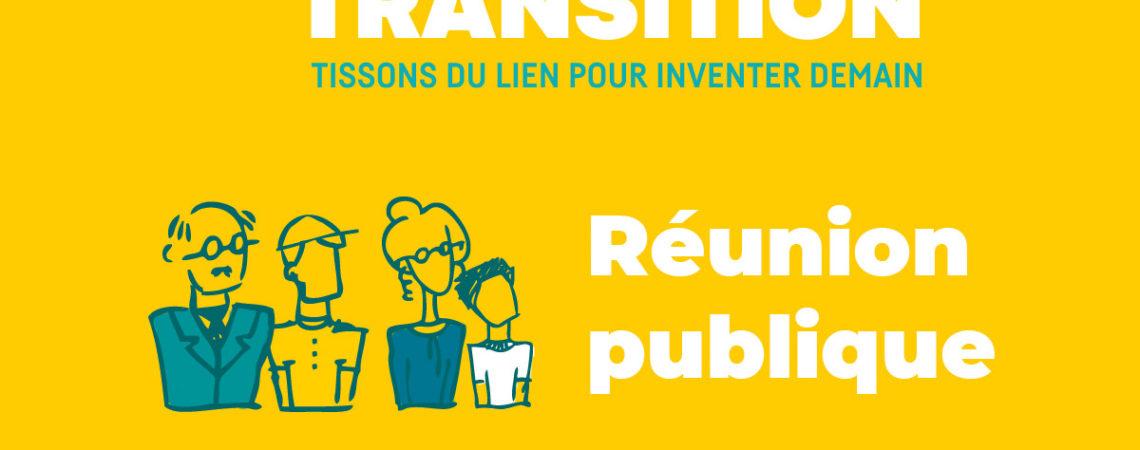 Bédoin en transition réunion publique 9 mars